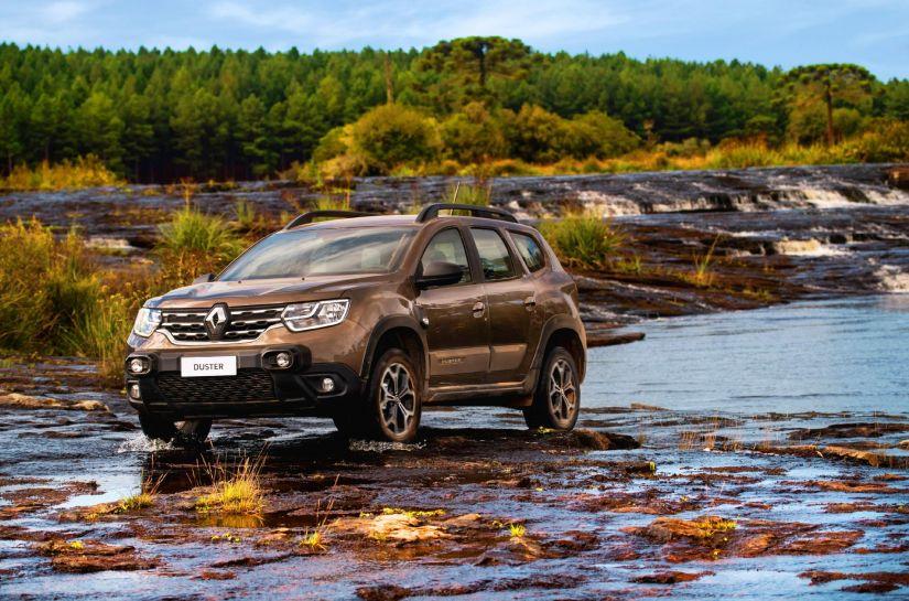 Renault lança novo Duster com preços partindo de R$ 71.790 - Foto 4