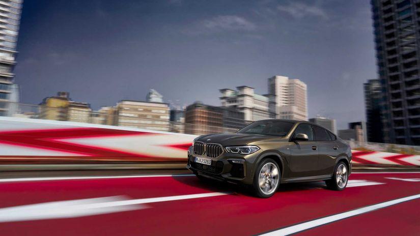 BMW lança novo X6 no Brasil em versão xDrive40i - Foto 2