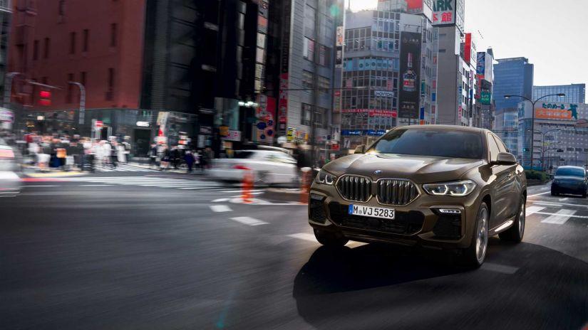 BMW lança novo X6 no Brasil em versão xDrive40i - Foto 3