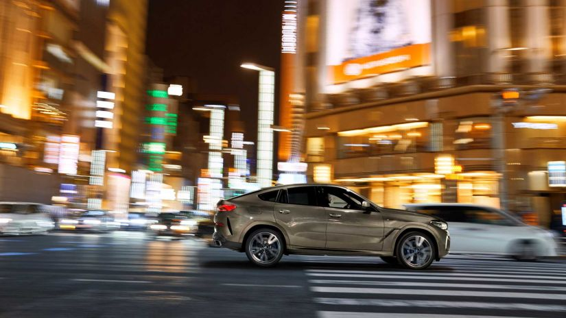 BMW lança novo X6 no Brasil em versão xDrive40i - Foto 4