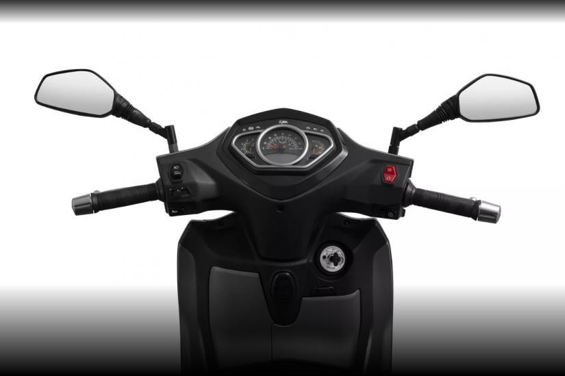 Dafra lança nova Citycom HD 300 por R$ 21.490 - Foto 3