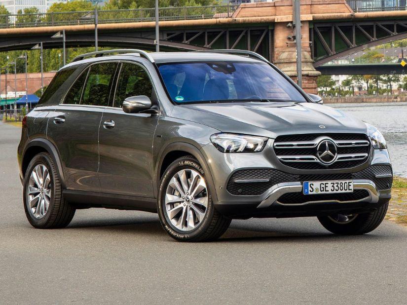 Mercedes lança novos modelos GLE no Brasil