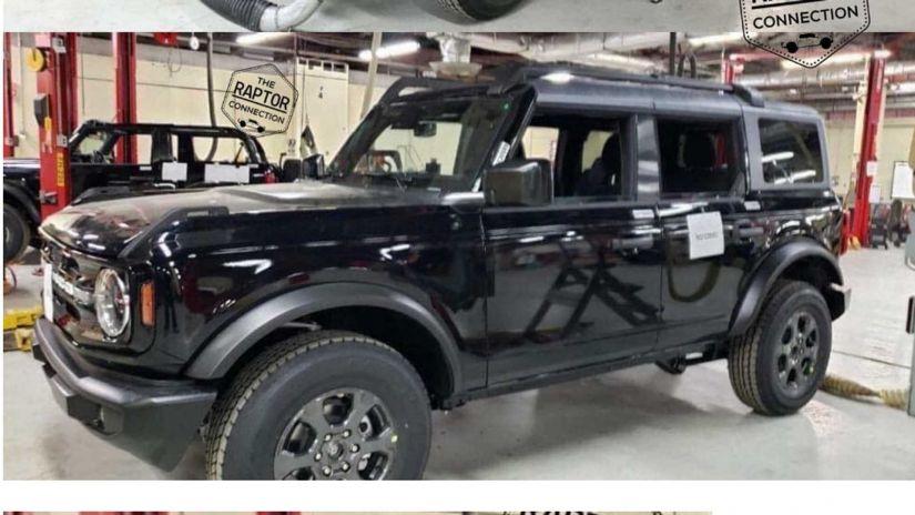 Novo Ford Bronco aparece em fotos vazadas na internet