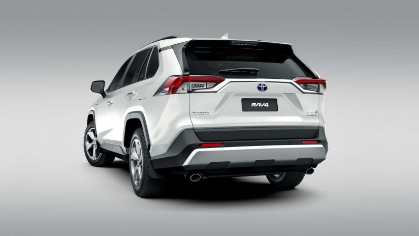 Toyota RAV4 2020 chaga ao Brasil partindo de R$ 194 mil - Foto 1