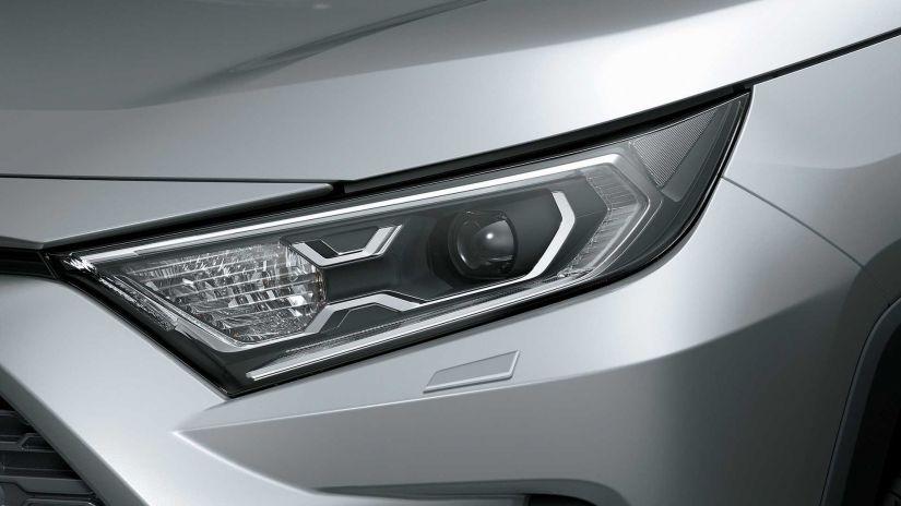 Toyota RAV4 2020 chaga ao Brasil partindo de R$ 194 mil - Foto 3