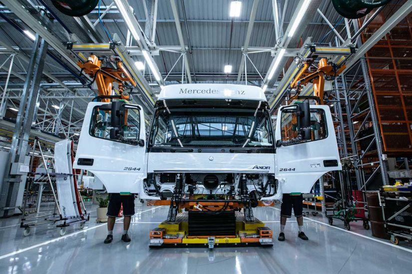 GM e Mercedes-Benz decretam férias coletivas para funcionários no Brasil