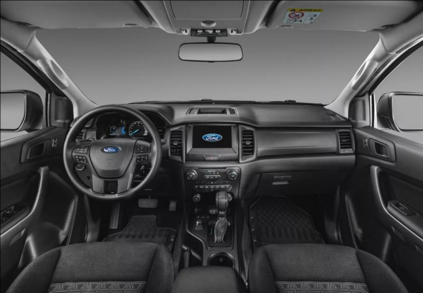 Ford lança Ranger Storm com visual dark - Foto 1