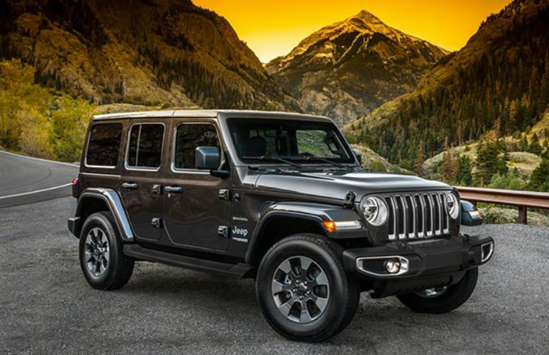 Jeep confirma que está trabalhando no seu 1º carro 100% elétrico