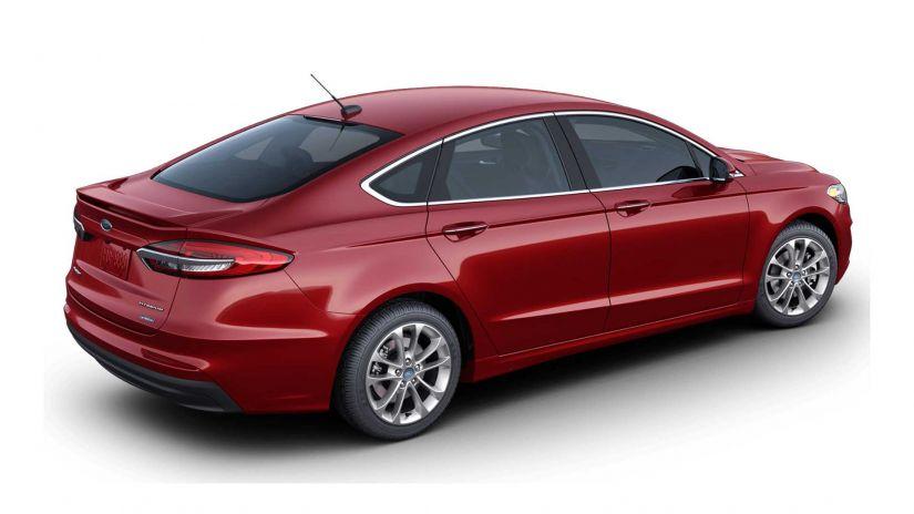 Ford Fusion ganha última atualização antes de sair de linha