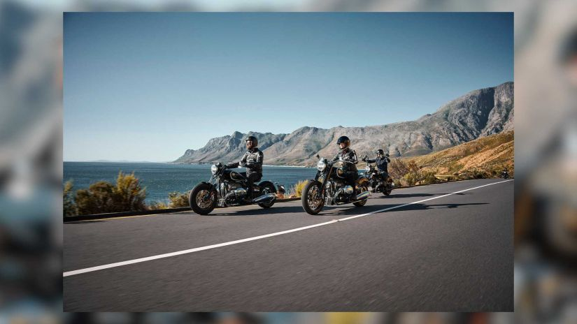 BMW mostra nova moto R18 2021 - Foto 2
