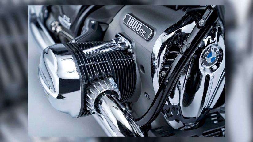 BMW mostra nova moto R18 2021 - Foto 6