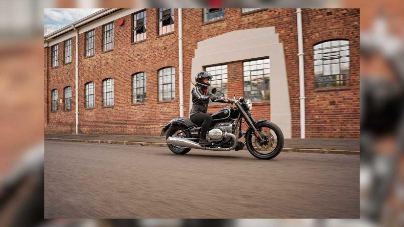 BMW mostra nova moto R18 2021 - Foto 7