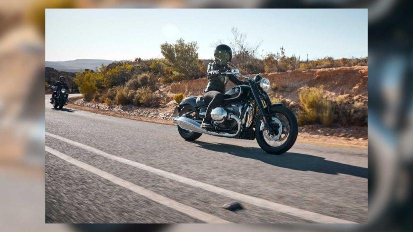 BMW mostra nova moto R18 2021 - Foto 8