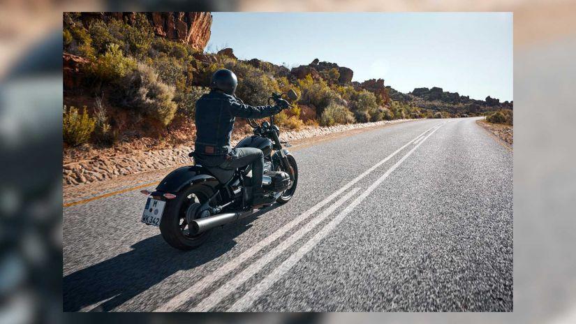 BMW mostra nova moto R18 2021 - Foto 9