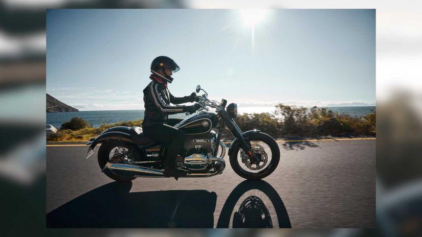 BMW mostra nova moto R18 2021 - Foto 10