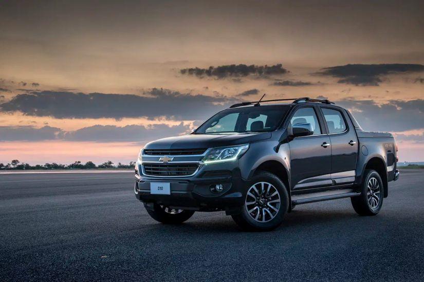 Nova Chevrolet S10 poderá ter versão com motor 2.7 turbo a gasolina