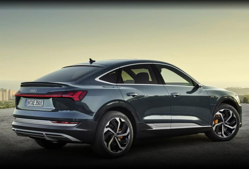 Audi confirma lançamento do E-Tron Sportback ainda neste ano