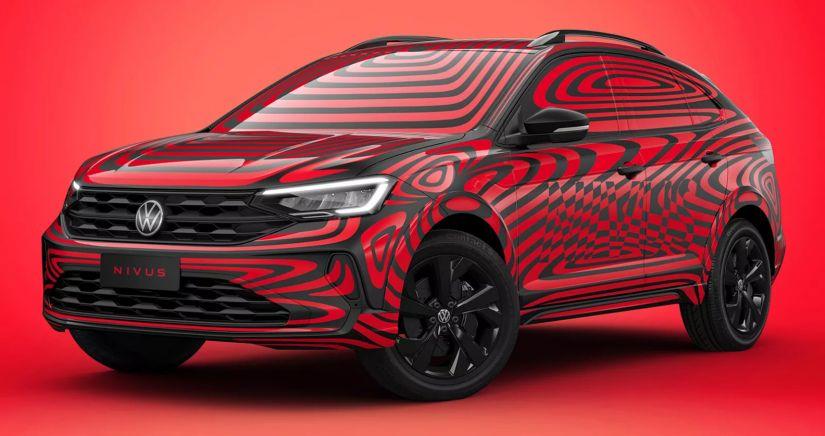 Volkswagen apresenta novo sistema multimídia do Nivus