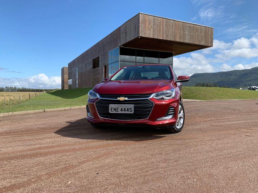Chevrolet anuncia aumento nos preços de 4% de toda sua linha no Brasil