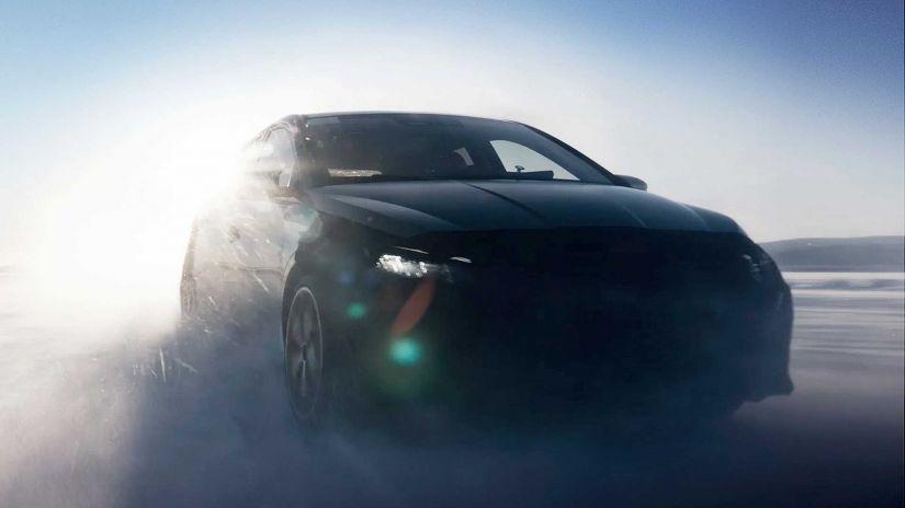 Hyundai i20 N aparece no primeiro teaser oficial - Foto 1