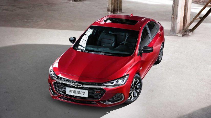 Chevrolet Onix recebe motor 1.3 aspirado na China