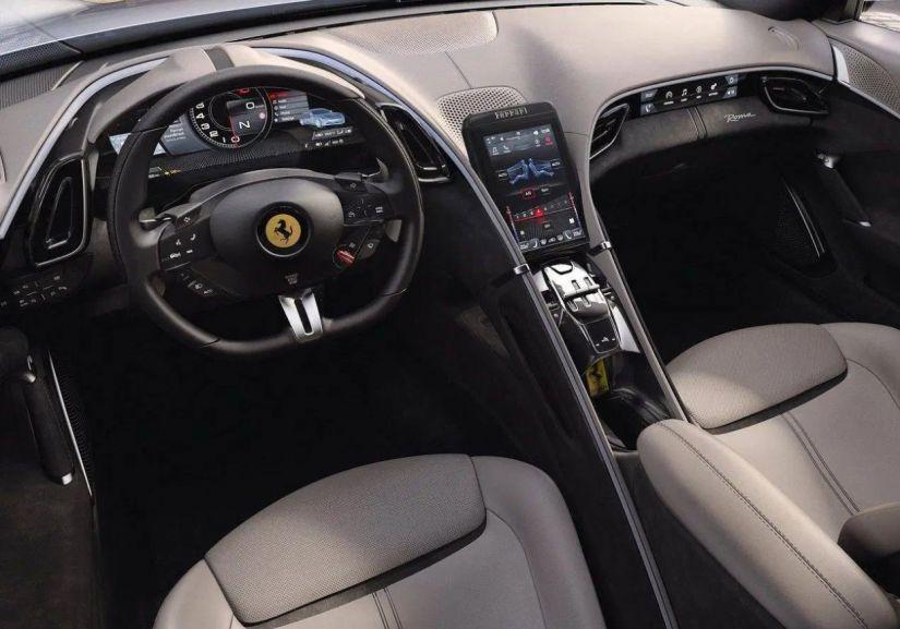 Ferrari confirma Roma para o Brasil no 2º semestre - Foto 1