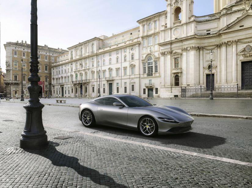 Ferrari confirma Roma para o Brasil no 2º semestre - Foto 2