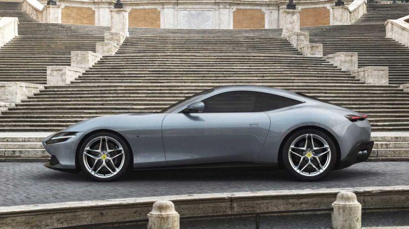 Ferrari confirma Roma para o Brasil no 2º semestre - Foto 4