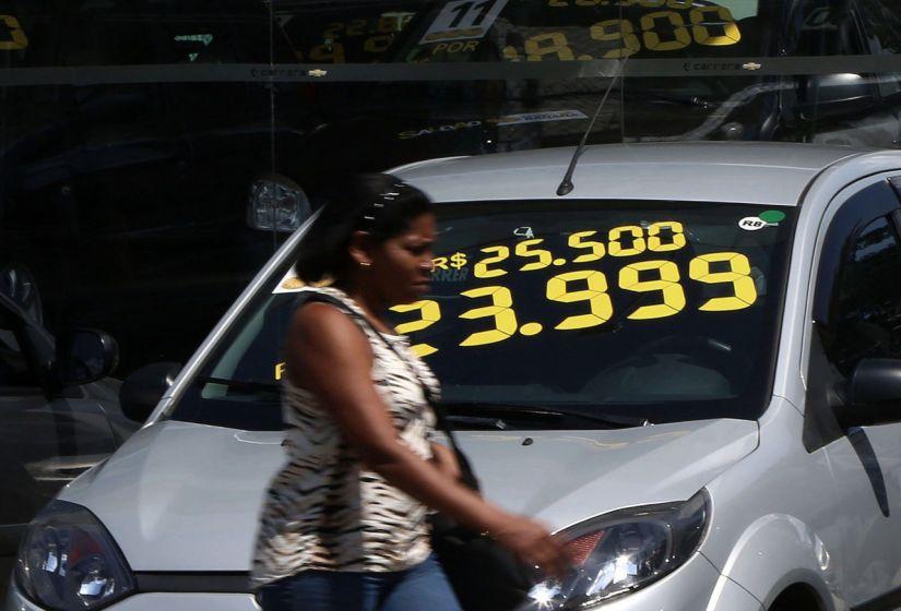 Vendas de veículos caem 74,7% em maio de 2020. Confira os carros mais vendidos.