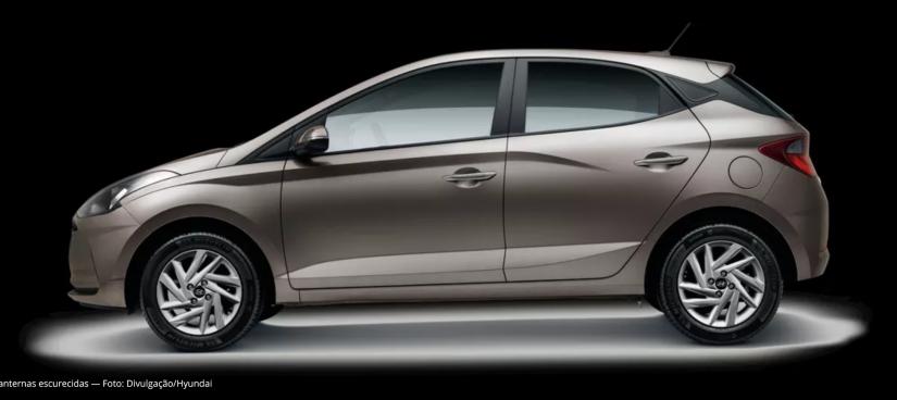 Hyundai lança HB20 2021 só para versões com motor 1.0
