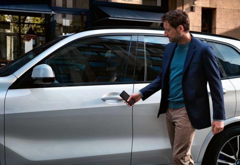 Iphone poderá ser utilizado como chave de carro