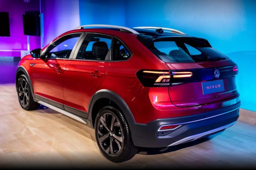 Volkswagen laça Nivus em duas versões e partindo de R$ 85.890