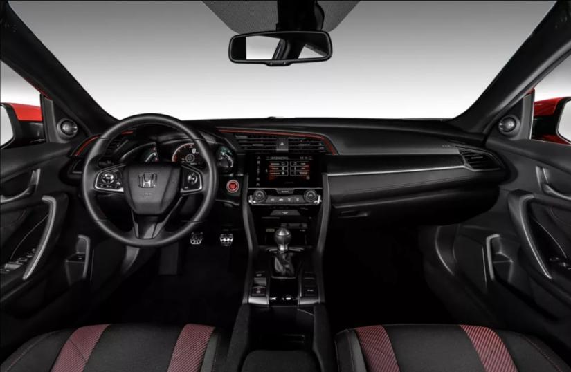 Honda apresenta novo design para o Civic Si 2020