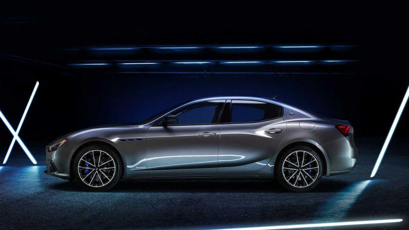 Maserati apresenta primeiro modelo eletrificado com propulsão híbrida de 334 cv - Foto 1