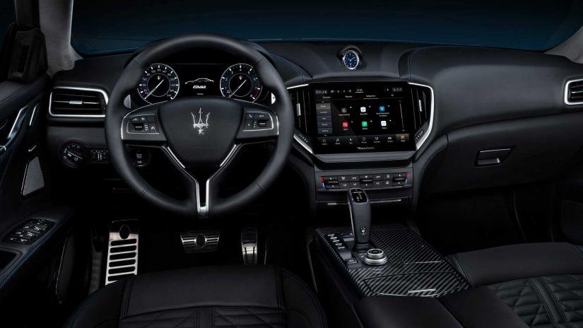 Maserati apresenta primeiro modelo eletrificado com propulsão híbrida de 334 cv - Foto 2