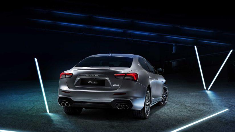 Maserati apresenta primeiro modelo eletrificado com propulsão híbrida de 334 cv - Foto 3