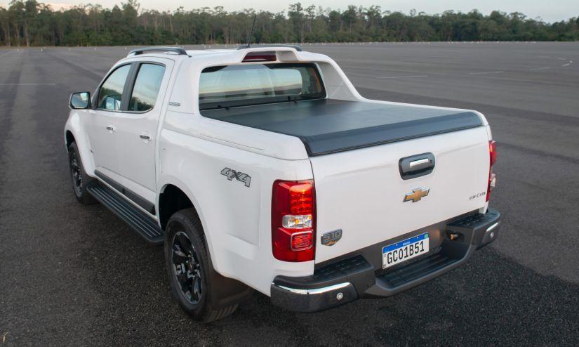 Novo Chevrolet S10 2021 começa a ser vendido por R$ 125.390