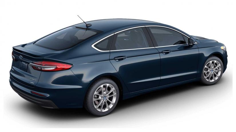 Ford encerra produção do Fusion e abre espaço para Bronco Sport
