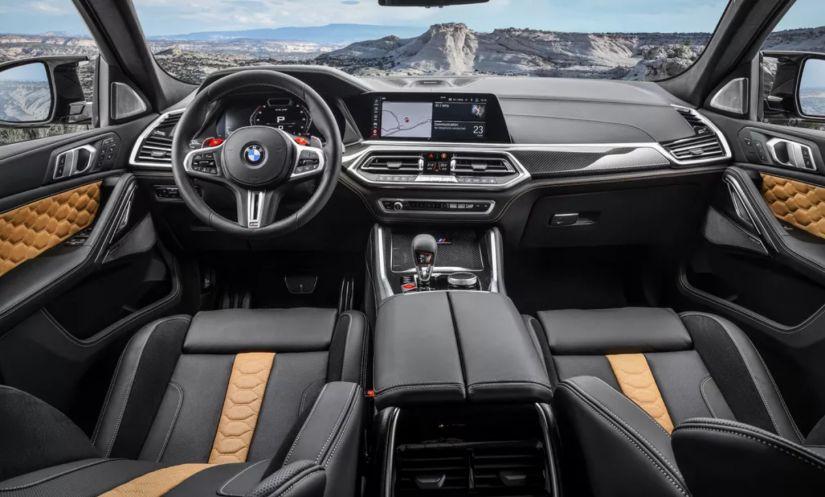 BMW confirma lançamento do X6 M no mercado brasileiro