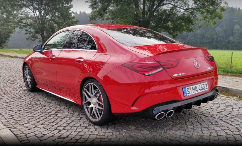 Mercedes-Benz lança Classe A e CLA AMG a partir de R$ 434.900