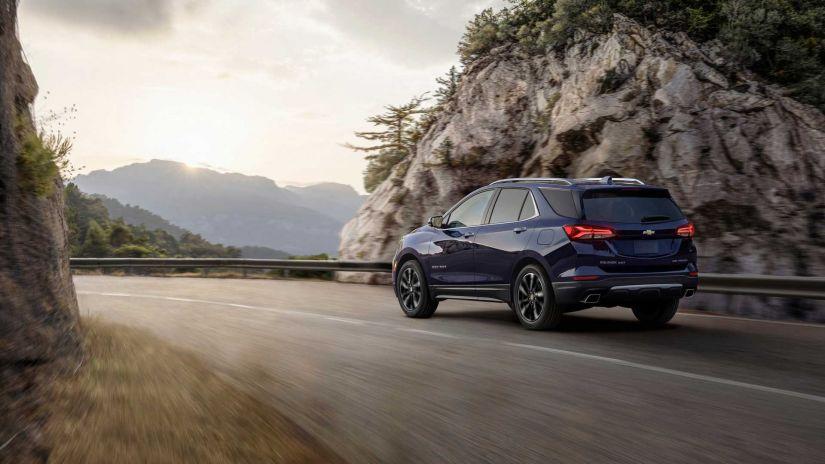 Chevrolet promete novo Equinox para 2024