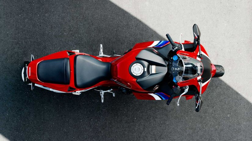 Honda divulga nova moto CBR600RR 2021
