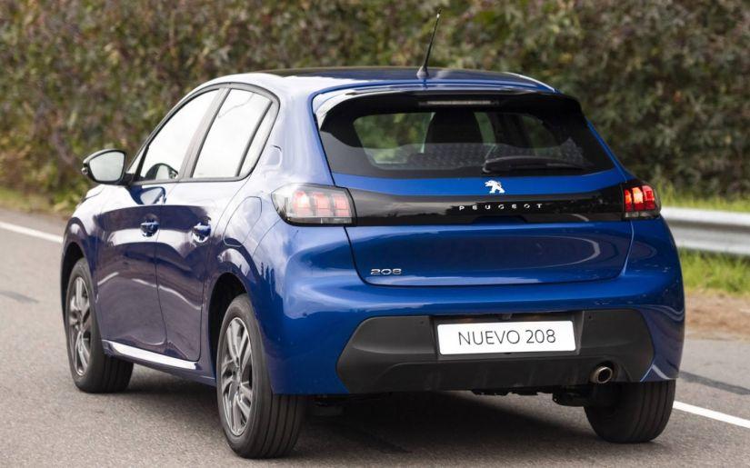 Peugeot apresenta novo 208 para mercado argentino