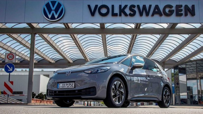 Volkswagen ID.3 alcança marca de 531 km de viagem com apenas uma carga