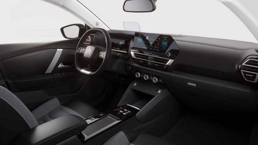 Citroën lança versão elétrica do C4 na Espanha e demais mercados europeus
