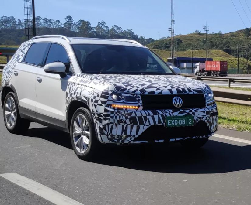 Volkswagen confirma novo SUV Taos para o Brasil em 2021