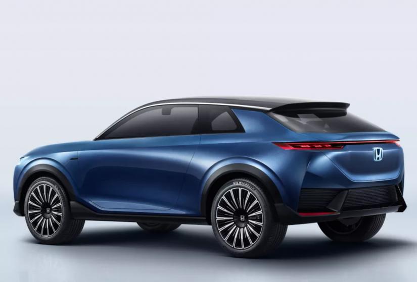 Honda revela conceito de SUV elétrico e:concept