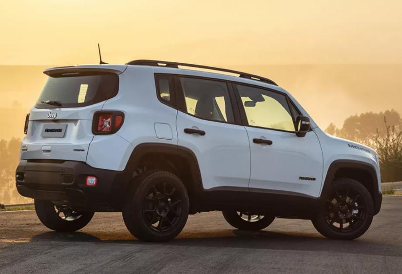 Jeep lança nova versão de entrada para Renegade