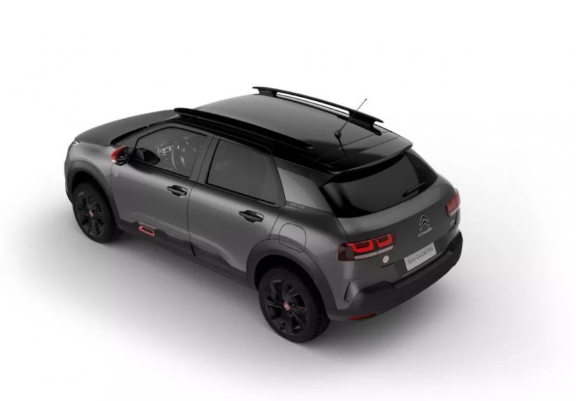 Citroën C4 Cactus ganha linha 2021 com série especial e limitada
