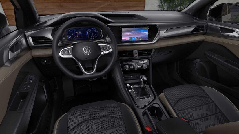Volkswagen divulga todos os detalhes do novo SUV Taos  - Foto 2
